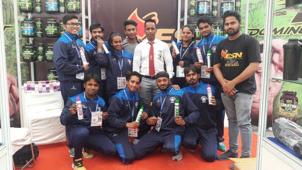 World PowerLifting Championship Delhi